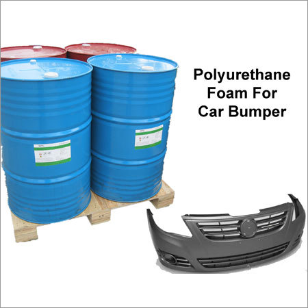 Car Bumper PU Foam