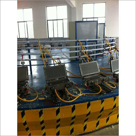 Trowel Mould Production Line