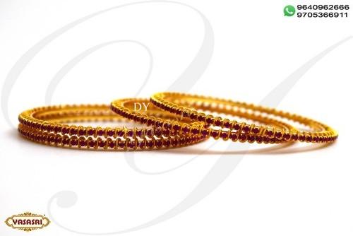 Cz stone bangles