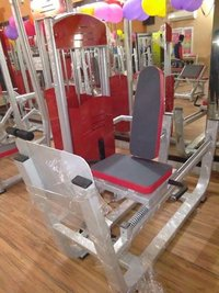 Seated Leg Press Machine