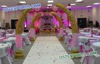 Wedding Elephant Teeth Pillars For Decorations