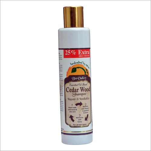 Homeopathic Cedar Wood Shampoo