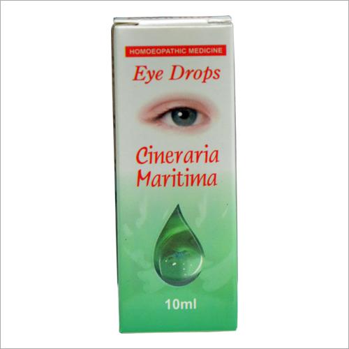 Homepathic Eye Drops