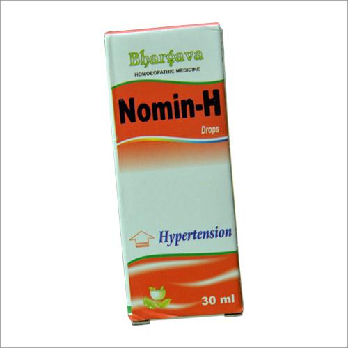Nomin H Drops