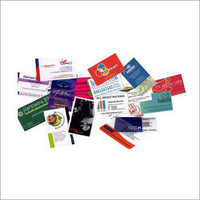 Multi Colour Visiting Cards