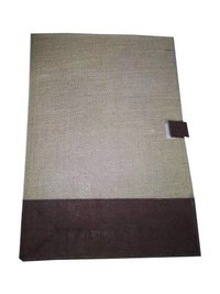 Stylish Jute Folder