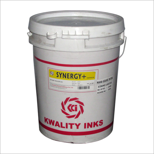 Non Wovon and duplex Printing Ink