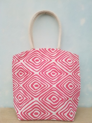 Custom Made Jute Bag