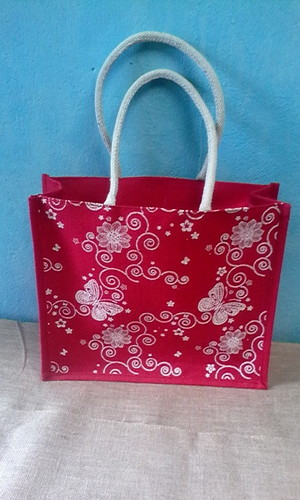 Fashionable Jute Bag