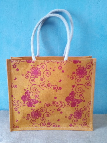 Promotional Jute Grocery Shopping Bag