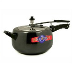 Black 3 L Pressure Cooker