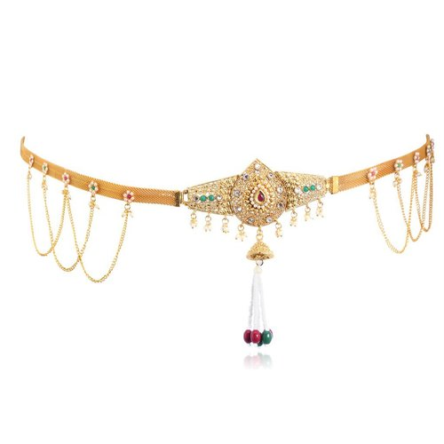 Classic AD Gold Plated Kamarband