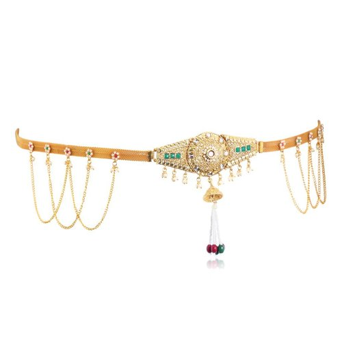 Traditional AD Gold Plated Kamarband