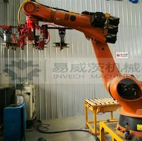 Mechanical Arm Nailing Machine for wooden pallets