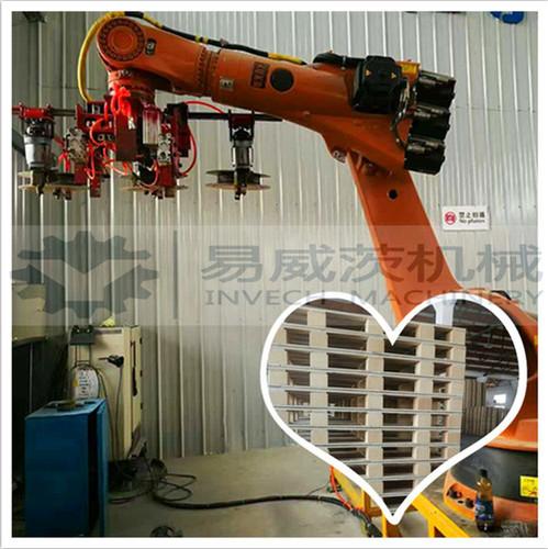 Blocks Pallets Production Machinery