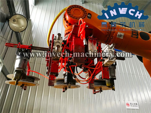 Wood Pallet Manufacturing Equipment