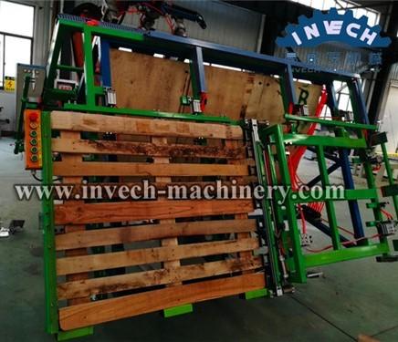 US Stringer Pallet Nailing Machinery