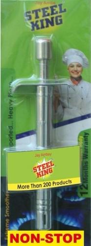 Stainless Steel Lighter
