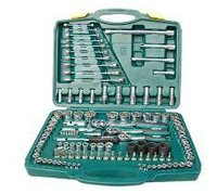 Socket set 45 pieces