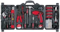 Household tools set 22 pieces