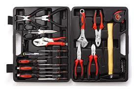 Tools set 37 pieces