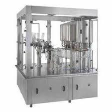 Fully Automatic Bottling Plant