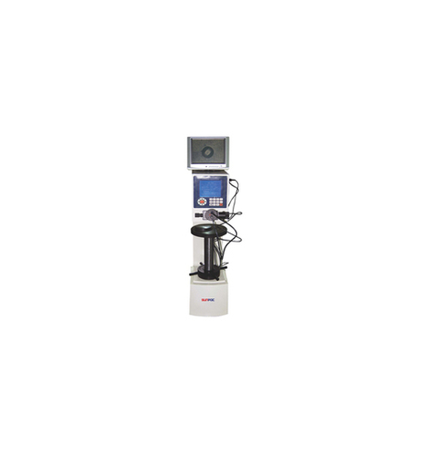 Brinell Hardness Tester Machine with LCD video