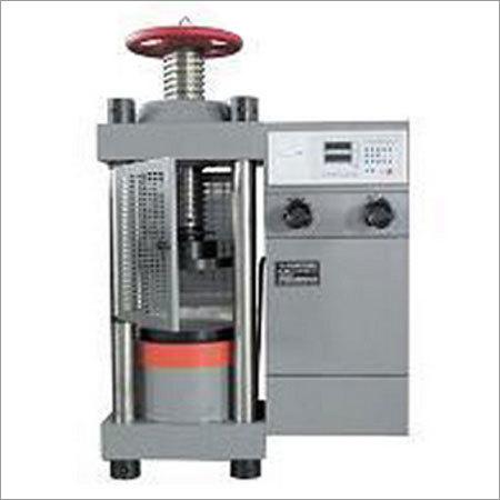 SPY-2000B Digital Compression Testing Machines