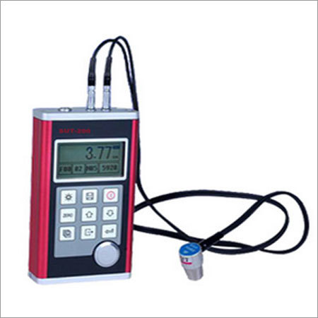 Digital Ultrasonic Thickness Meter