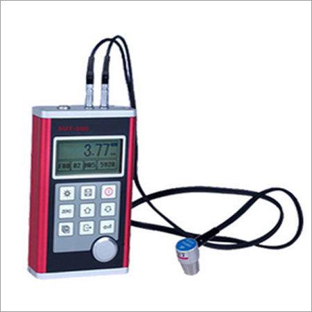 SUT- 200 Ultrasonic Thickness Gauge