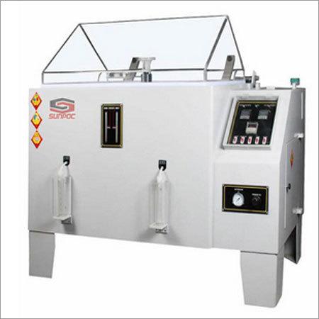 Salt Spray Tester Machine
