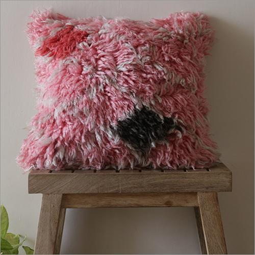 Woolen Cushion