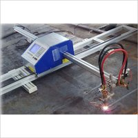 Portable Flame With Plasma Cutting Machine