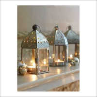 Brass Christmas Lantern