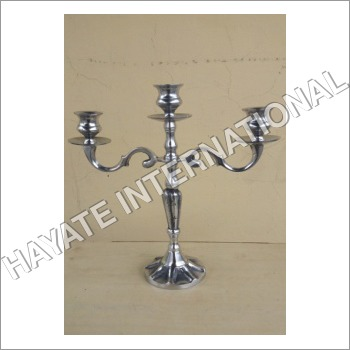 3 Lights Candle Stand