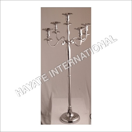 Decorative 5 Stand Candle Holder