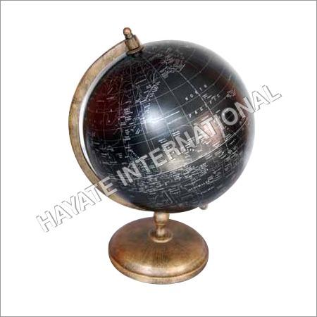 Aluminium, Iron & Brass Globe