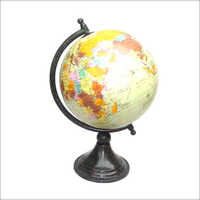 Colored Iron Globe