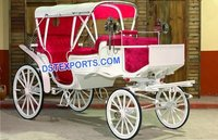 Indian Wedding Royal Carriage Buggy
