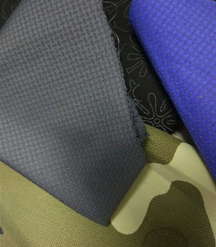Reflective Printed fabric