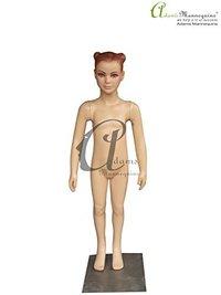 Kid Mannequin Girl