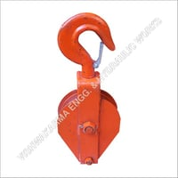 Single Rope Pulley