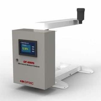 Microwave Moisture Analyzer