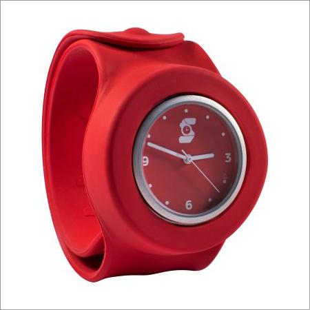 Original Red Wrist Watch