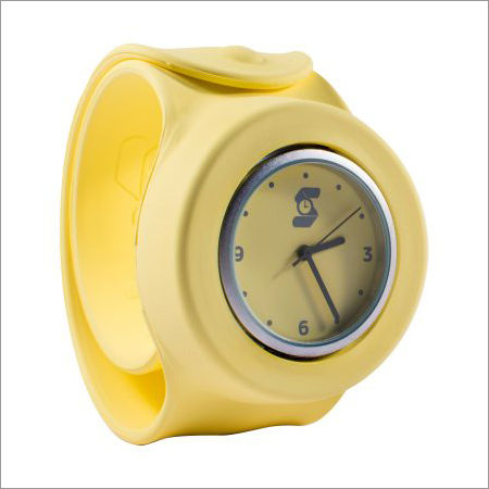 Wrist Watch Original Yellow