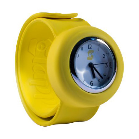 Mellow Yellow Wrist Watch