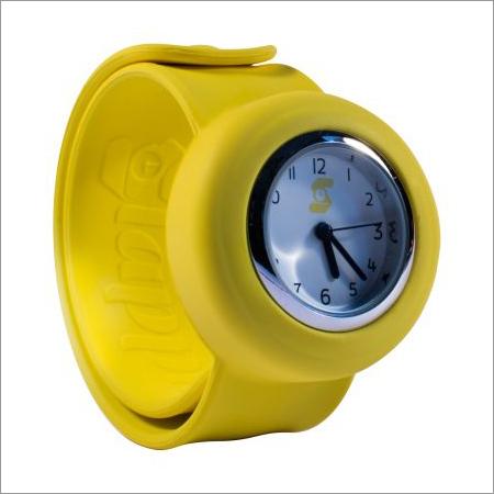 Wrist Watch Mellow Yellow