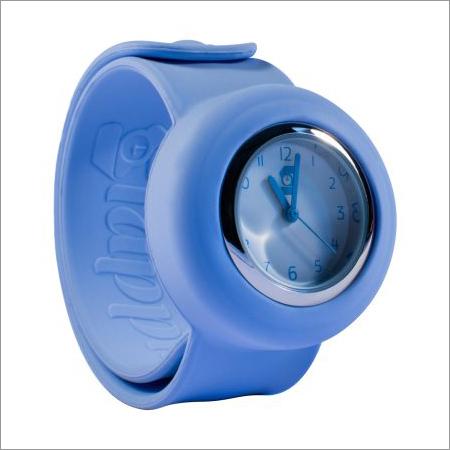Sky Blue Wrist Watch