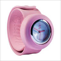 Pastel Pink Wrist Watch