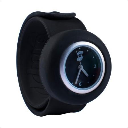 Black Sports Wrist Watch